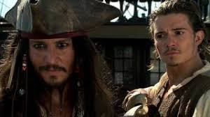 pirates caribbean curse black pearl movie review