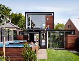 Suburban House Floor Plan by Gorgeous Solar Powered That House Is An Eco Friendly Rebel U201cwith