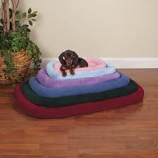 amazon com slumber pet sherpa crate beds comfortable bumper
