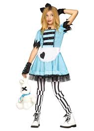 girls halloween costumes wild wonderland alice girls costume girls costumes kids