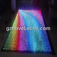 Led Light Curtains Led Curtain Wall Blue And White Led Star Cloth Backdrop For Festival