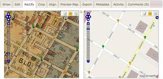 paper maps from paper maps to the web a diy digital maps primer the