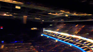 Floor Plan O2 Arena London by View From Level 4 Of The O2 Arena Block 411 Youtube