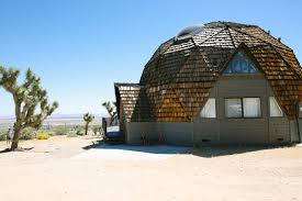 Geodesic Dome House Mr Kate Design Inspo Joshua Tree Mid Century Modern Dome House