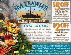 Seafood Buffets In Myrtle Beach Sc by Seafood World Seafood And Steak Buffet Myrtle Beach Resorts