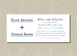 wedding card exles lovable informal wedding invitations casual wedding invitation