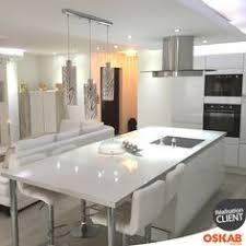 cuisine avec ilot central but cuisine ouverte sur salon avec ilot central multifonction