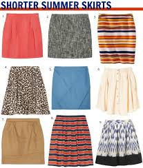 summer skirts shorter summer skirts so much to smile about
