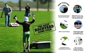 amazon com family backyard baggo bean bag toss game