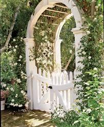 11 lovely garden gates for a beautiful backyard 5 garden gate
