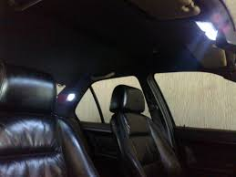 Car Interior Lighting Ideas Bmw E36 Led Interior Lights Before And After Youtube