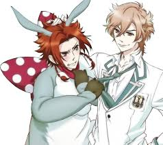 fuuto brothers conflict brothers conflict yuuske and fuuto render by fashion neko21 on
