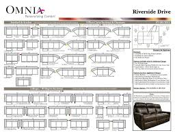 Omni Leather Furniture Omnia Riverside Drive Reclining U2013 Leather Showroom