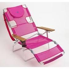 Folding Beach Lounge Chair Ostrich 3n1 5 Position Lounger Beach Chair
