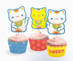 cat cupcake wrapper templates make your party stylish