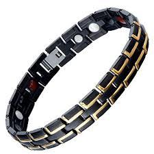 magnetic bracelet with germanium images Coolsteelandbeyond stainless steel mens magnetic jpg