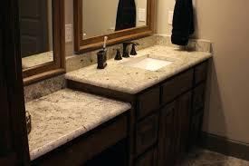 granite tops for bathroom vanity granite bathroom countertops home