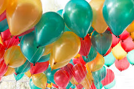 Balloon Decoration At Home Home Decor Simple Balloon Decoration For Birthday Party At Home