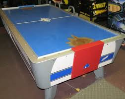 used coin operated air hockey table dynamo coin operated air hockey table solid works available