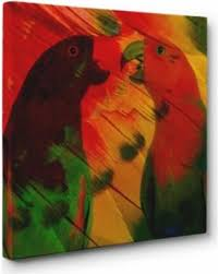 parrot home decor winter shopping s hottest deal on parrot canvas wall art home decor