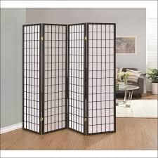furniture wonderful bedroom privacy screen living room divider