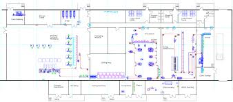 poultry processing factory designs and layouts