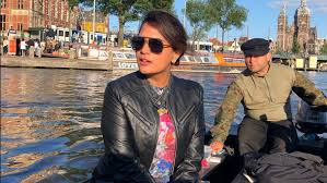 Georgia Travel Jacket images Actress richa chadha faces racism at passport control in georgia jpg