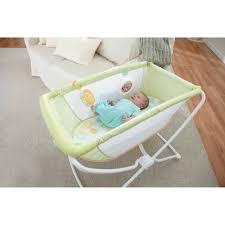 Mini Portable Crib Bedding by Bedroom Portable Crib Walmart To Make Your Child Feel Warm And
