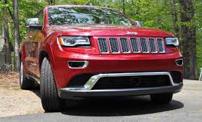 jeep summit black hd video road test review 2014 jeep grand cherokee summit v6