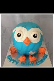 Giggle And Hoot Decorations Giggles U0026 Hoot Cake Jax 1st Birthday Pinterest Cake