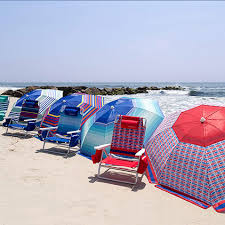 Chair Umbrellas With Clamp Beach Umbrellas U0026 Chairs Beach Lounge Chairs Bed Bath U0026 Beyond
