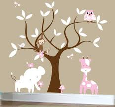 Owl Nursery Wall Decals by Decoration Ideas Good Looking Baby Nursery Room Decoration Using
