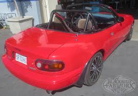 blackbird fabworx sd and gt3 roll bars for na and nb mx 5 miata