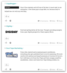 Blog Aggregators by The Surprisingly Easy Content Curation Framework Used By The Pros