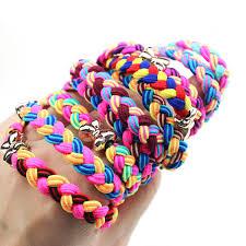 elastic hair band aliexpress buy 5pcs colorful women braided stretch hair