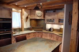 cuisine vieux bois cuisine chalet bois ideas lalawgroup us lalawgroup us