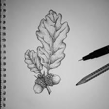 25 unique oak leaves ideas on pinterest white oak leaf lino