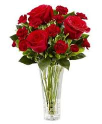 Red Carnations Flowers Red Roses U0026 Red Carnations Bouquet Ftd Florist Flower And