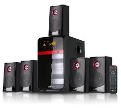 home theater speaker systems befree bfs 510 5 1 surround sound bluetooth speaker system page