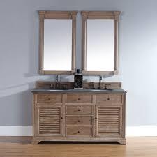 Overstock Bathroom Vanities Cabinets James Martin Savannah 60 Inch Double Bath Vanity Cabinet Free