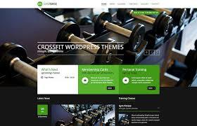 15 amazing crossfit themes for communities 2017 colorlib