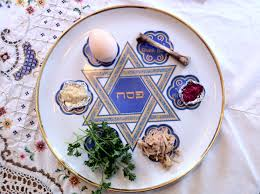 seder meal plate never to be forgotten foods the passover seder hacked by