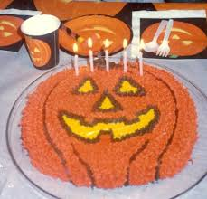 Halloween Cake Pans by Creative Cakes