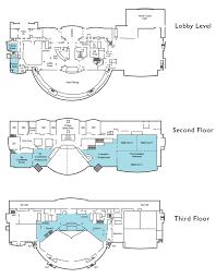 wedding floor plans wedding and banquet floor plans intercontinental cleveland hotel