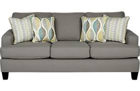 Sofa Bed Rooms To Go Affordable Gray Sleeper Sofas Rooms To Go Furniture