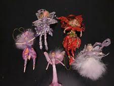 fairy christmas ornaments ebay