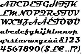 font bureau fonts identifont magneto bold