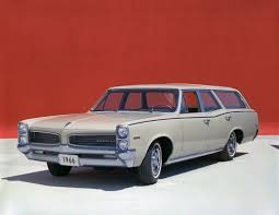 Pontiac Muscle Cars - 10 classic underrated american muscle wagons