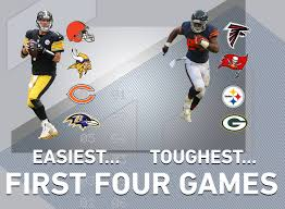 2017 nfl schedule release mind blowing stats for the 2017 schedule release nfl com