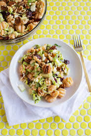 Creamy Pasta Salad Recipes by Creamy Winter Pasta Salad U2013 A Beautiful Mess